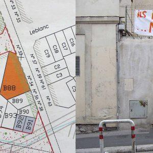 Projection – Plan de situation #6: Joliette – En présence de Till Roeskens
