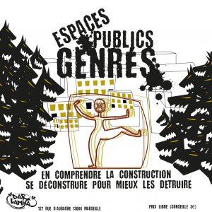 Débats, échanges et ateliers sur les espaces publics genrés- «Prends ta place!»