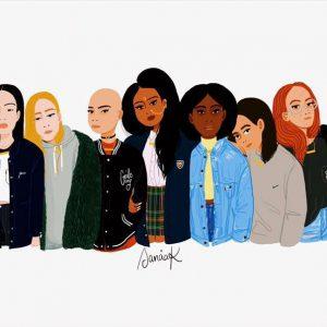 Soirée de hip-hop féministe
